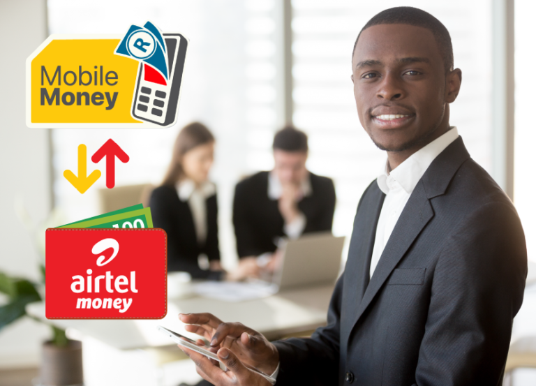 Bridge Money : Un Convertisseur de solde Airtel money en MTN mobile money et vice-versa au Congo Brazzaville