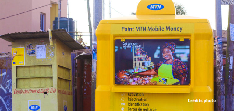 Congo-Brazza  : L'operateur mobile MTN reste leader du marché Mobile Money