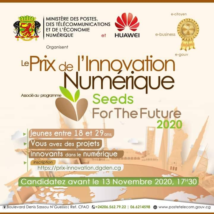 Congo Brazza : Lancement du programme « Seeds for the future 2020 »
